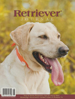 Retriever Journal- Aug/Sep 2008.