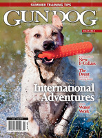 GUN DOG, June/July 2010