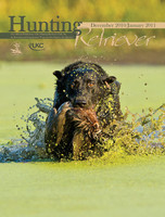 Hunting Retriever Magazine, December 2010/January 2011
