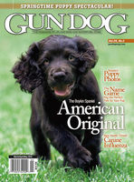 GUN DOG,  March/April 2010