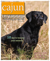 Cajun Outdoor(Vol 1, Issue 1) Magazine, December 2008