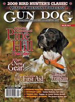 GUN DOG, September 2009
