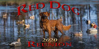 2020 Red Dog Reunion Commemorative Print